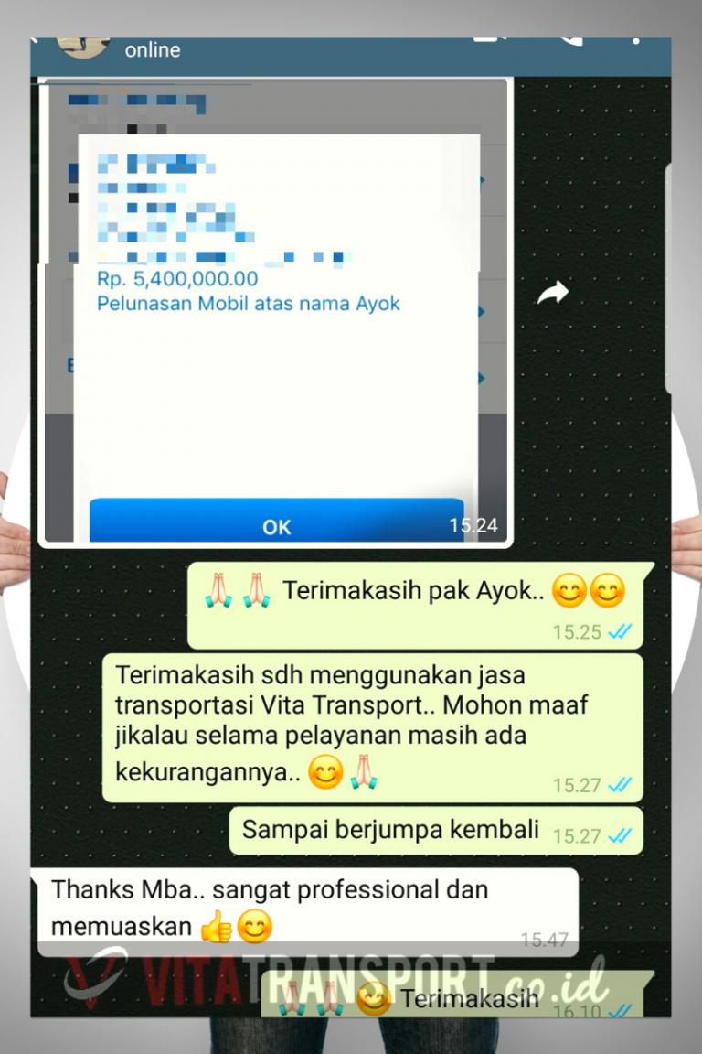 Testimoni Sewa Hiace Malang Vita Transport 5
